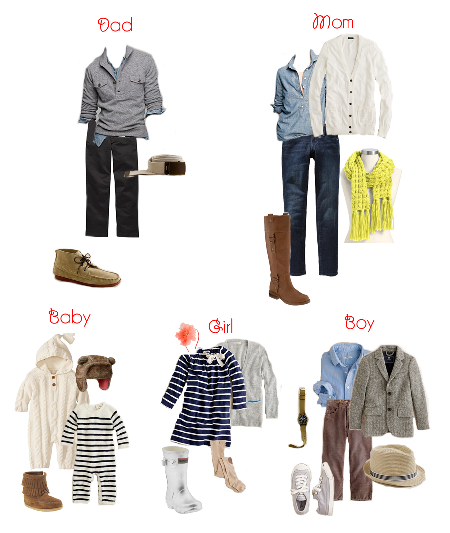 What to wear for your family portraits? | Boston family ...