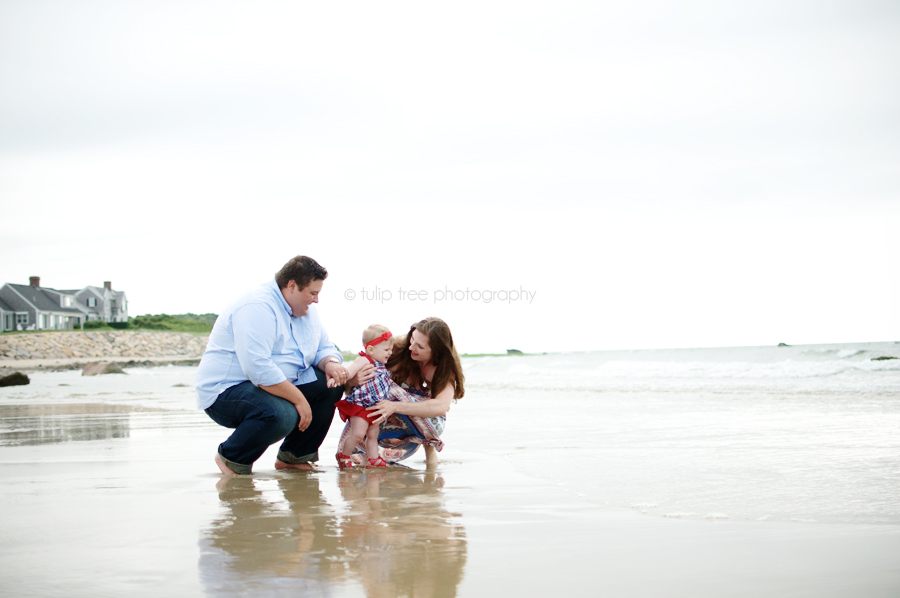 cape cod beach family baby children photography portraits